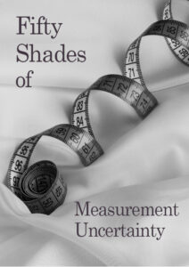 50 shades of measurement uncertainty