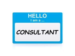 business success by using a consultant
