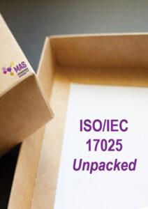 ISO/IEC 17025 unpacked