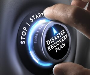 Data cybersecurity and disaster recovery
